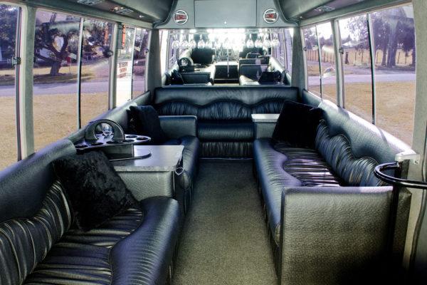 limo-interior